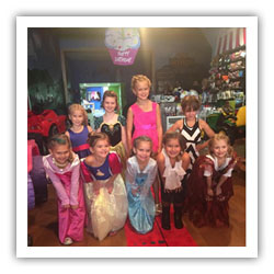 Birthday Parties are SUPER SPECIAL at Locks of Fun too!